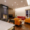 Mountain Side Living and Dining Area | Upper Wadano