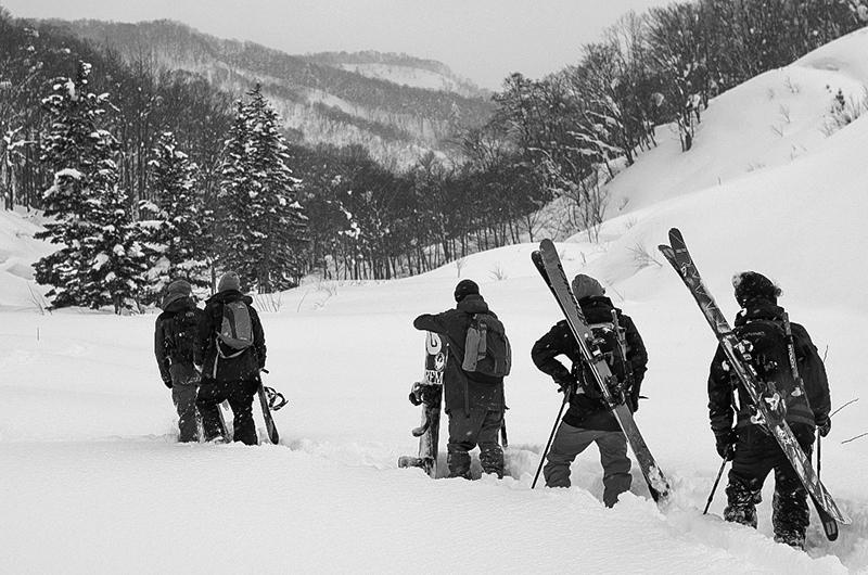 Rhythm Summit's Niseko backcountry skiing tips