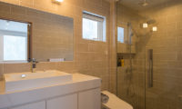 Chalet Luma Bathroom with Shower | West Hirafu