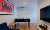 Chalet Luma Entertainment Room | West Hirafu