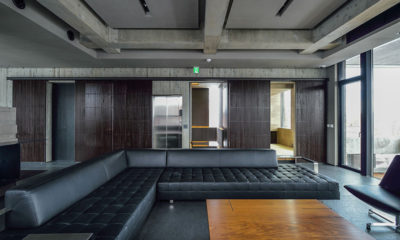 Ori Lounge Area with View | Lower Hirafu