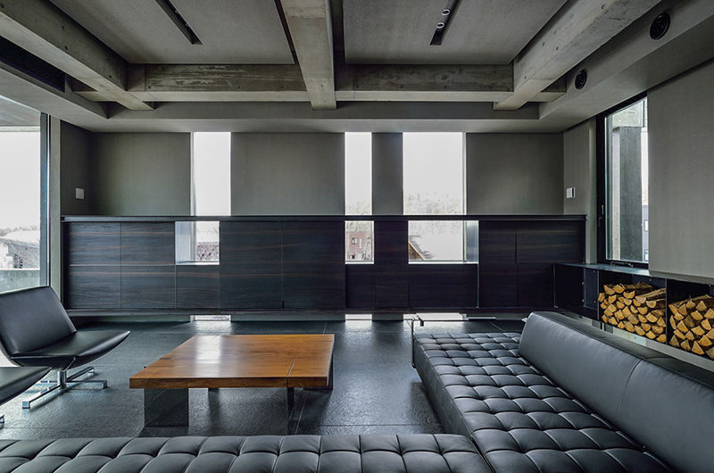 Ori Lounge Area | Lower Hirafu