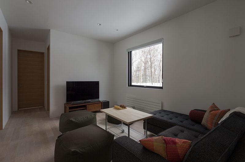 Yanagi House TV Room | West Hirafu