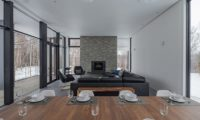 Yanagi House Dining Area with Crockery | West Hirafu