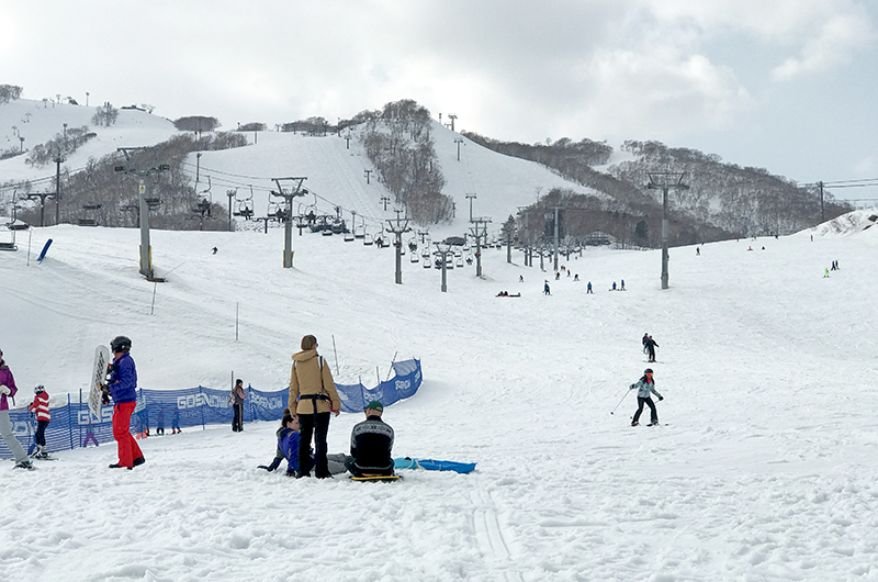 April is the best time to ski and dine Niseko on a budget