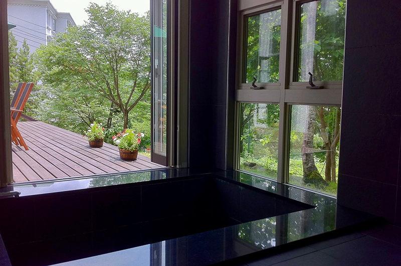 Altitude Hakuba Jacuzzi with Garden View | Upper Wadano