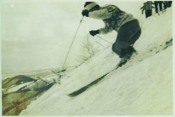 Skiing in HIrafu, circa 1970s