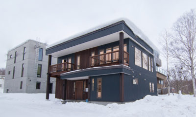 Chalet Billopp External Snow | Lower Hirafu