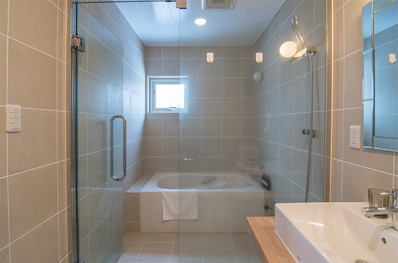 Chalet Billopp Toilet Shower En Suite | Lower Hirafu