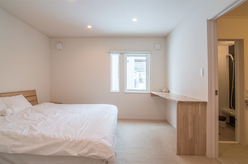 Chalet Billopp Bedroom Lower Floor | Lower Hirafu