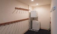 Chalet Billopp Dry Room | Lower Hirafu