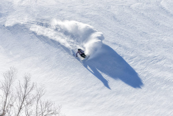 Niseko Traversing Annupuri Powderlife Feature