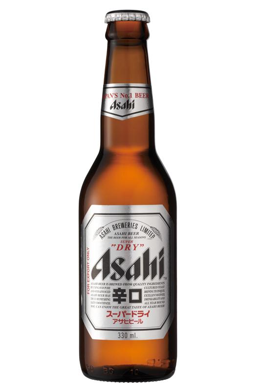 Niseko Beer Review - Asahi Super Dry