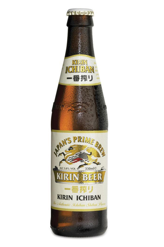 Niseko Beer Review - Kirin Ichiban