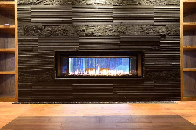 Mukashi Mukashi Fireplace | Middle Hirafu