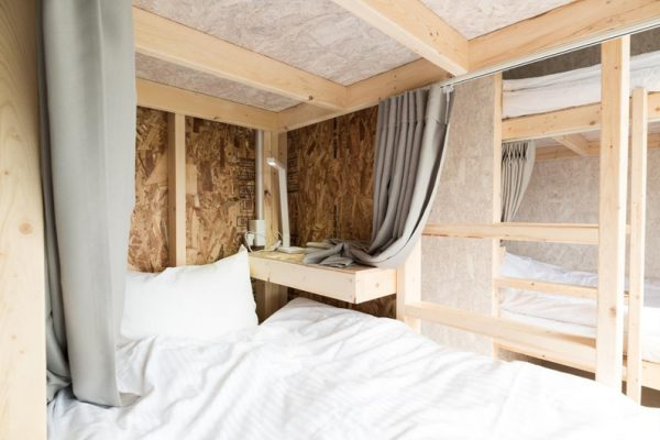 Niseko Nature Bunk Bed | Lower Hirafu