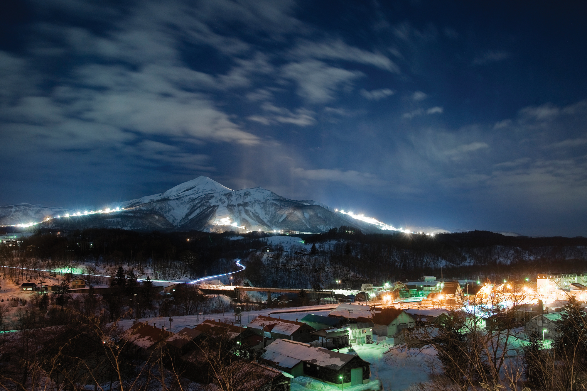 Night Skiing: Niseko's is among the best