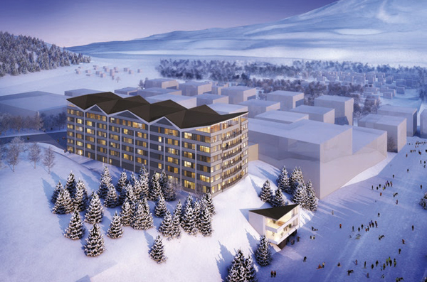 Niseko Nisade Development Future