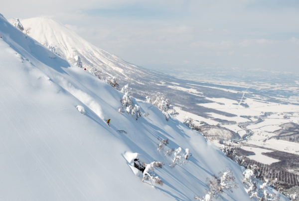 Niseko DIY Snow FOrecasting