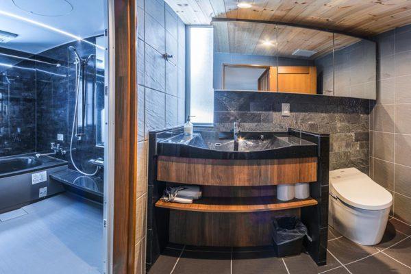 Zangetsu En-Suite Bathroom | Lower Hirafu