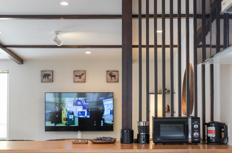 Zangetsu Television | Lower Hirafu