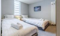 Zangetsu Twin Bedroom | Lower Hirafu