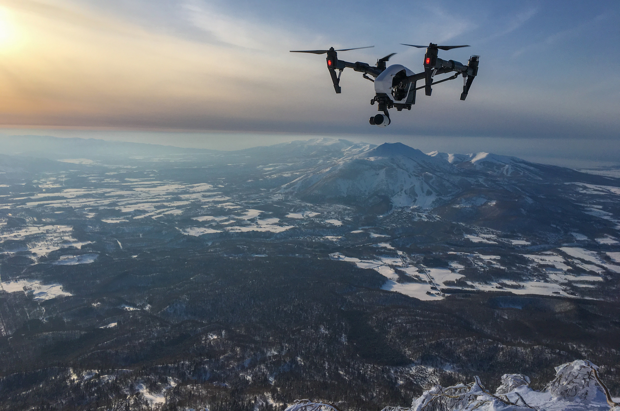 Photography: Rise of the drones