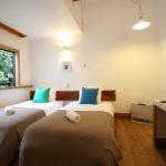 Momiji Hakuba Twin Bedroom | Hakuba Village