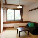 Momiji Hakuba Lounge Area | Hakuba Village