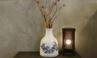 Momiji Hakuba Glass Vase | Hakuba Village