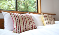Momiji Hakuba Cushions | Hakuba Village