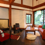 Momiji Hakuba Family Area with Wooden Floor | Hakuba Village