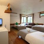 Momiji Hakuba Bedroom with Three Beds | Hakuba Village