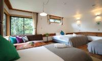 Momiji Hakuba Triple Bedroom | Hakuba Village