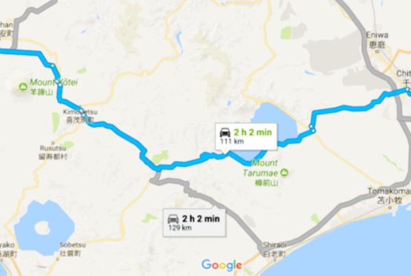 Niseko airport transfers