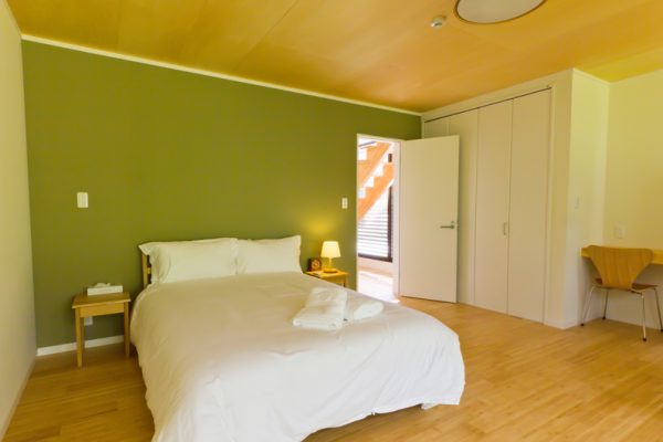 Gakuto Villas Bedroom with Study Table | Hakuba Valley