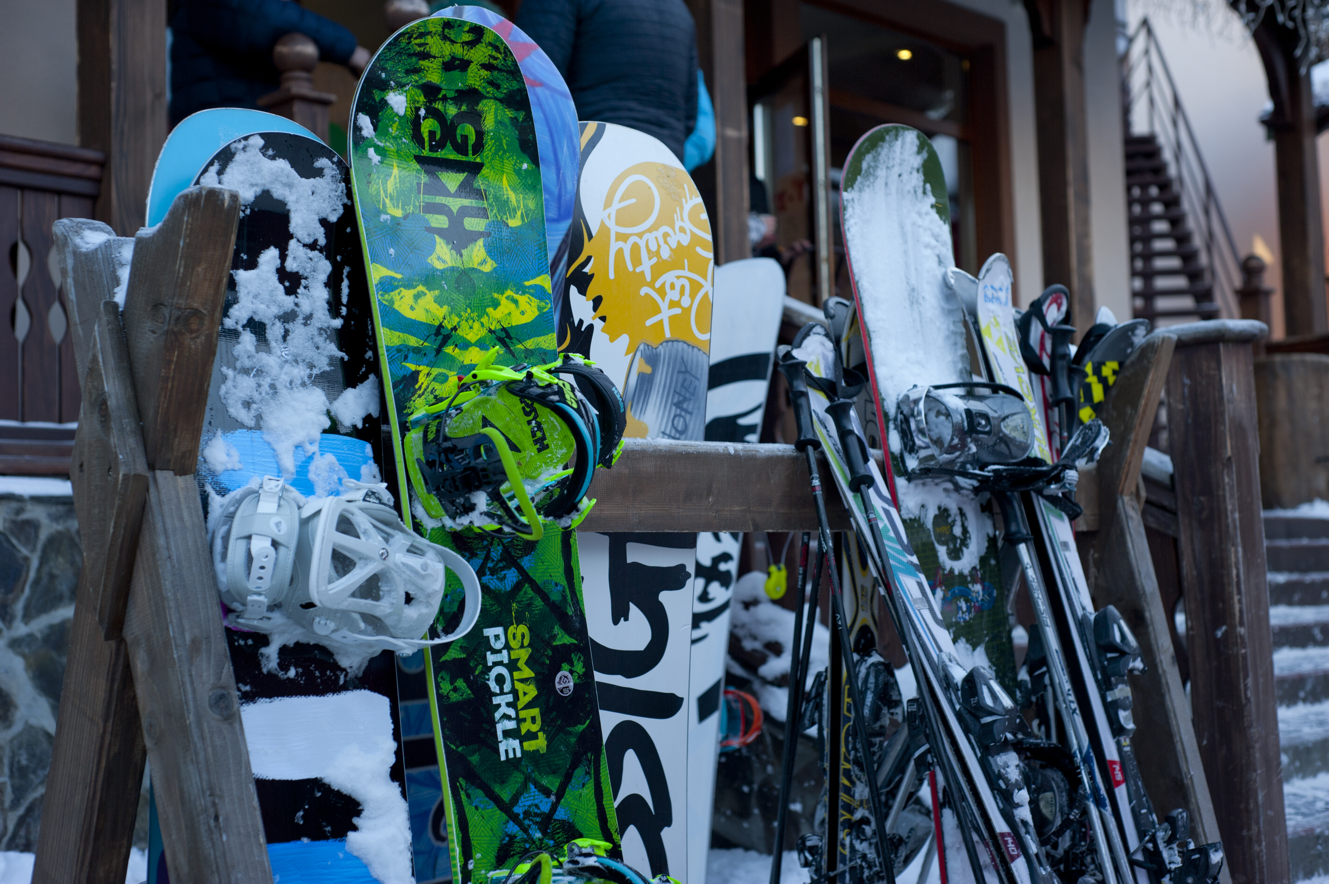 Snowsports gear: rent or buy?