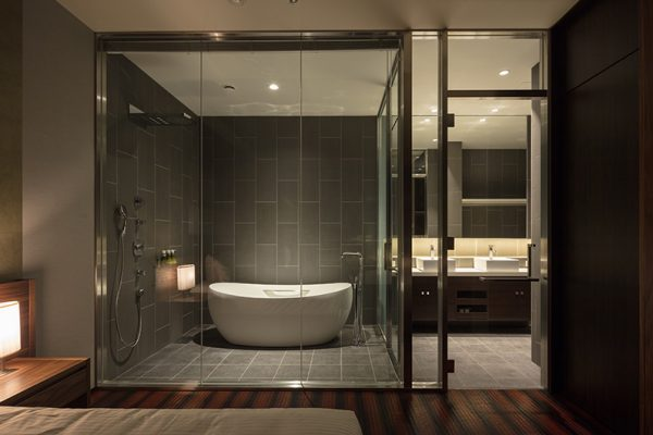 Niseko Aya Niseko Celebrates One Year Anniversary Penthouse A Bathroom | Upper Hirafu