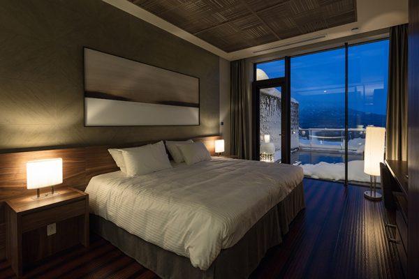 Niseko Aya Niseko Celebrates One Year Anniversary Penthouse B Bedroom | Upper Hirafu