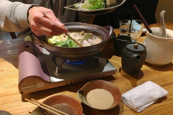 Niseko Momiji Restaurant Wagyu Nabe
