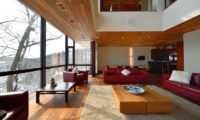 Panorama Living Area | Lower Hirafu