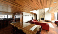 Panorama Living and Dining Area | Lower Hirafu