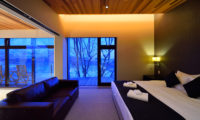 Panorama Bedroom with Sofa | Lower Hirafu