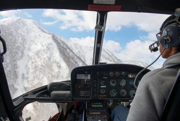 Niseko Rusutsu Heli Skiing