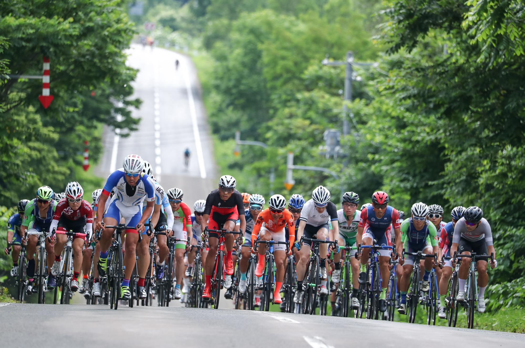 Cycling: Niseko Classic 2018