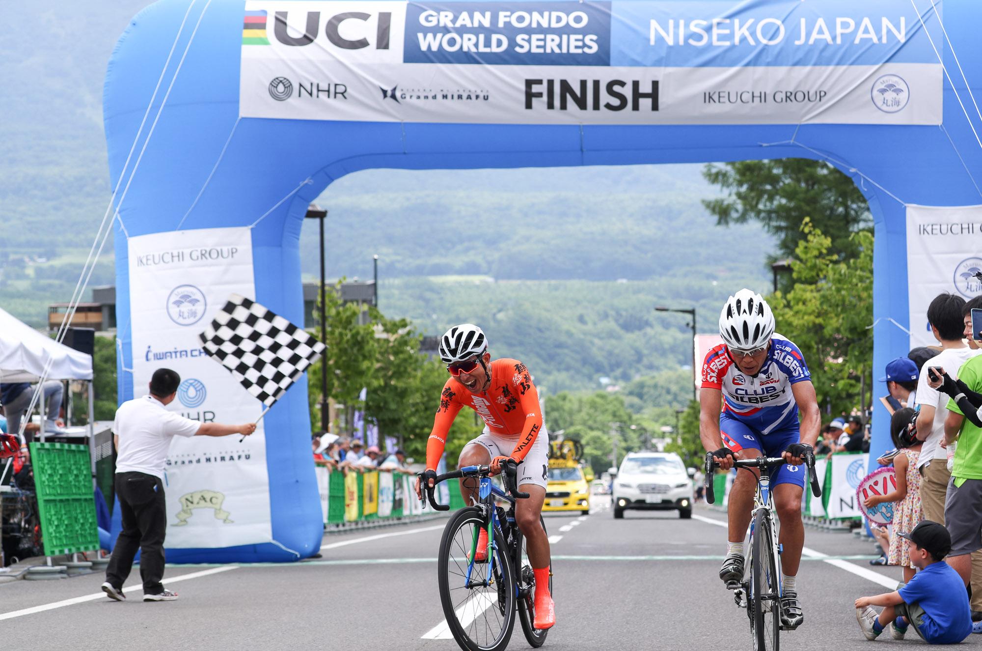 Niseko Classic Cycling 2018 03