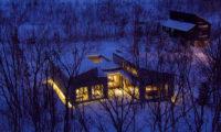 Setsu In Outdoor Night View | Hanazono