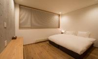 Kazahana King Size Bed | Middle Hirafux