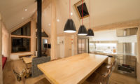 Koho Dining Area | Lower Hirafu