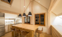 Koho Kitchen and Dining Area | Lower Hirafu